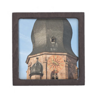 Church of the Holy Ghost in Old Town Heidelberg Premium Gift Box