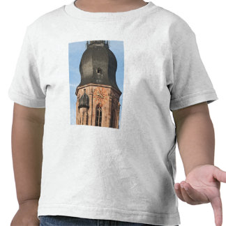 Church of the Holy Ghost in Old Town Heidelberg Tees