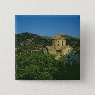 Church of the Panayia Pinback Button