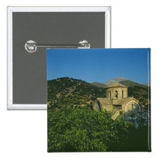 Church of the Panayia Pinback Button