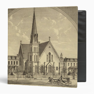 Church of the Sacred Heart East Liberty Binder