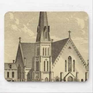 Church of the Sacred Heart East Liberty Mouse Pad