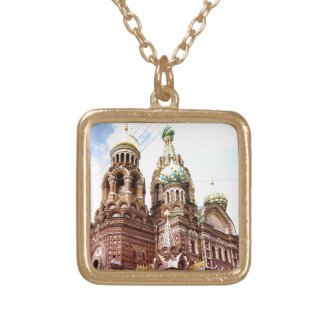 Church of the Savior on Blood Necklaces