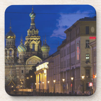 Church of the Saviour of Spilled Blood 3 Drink Coaster