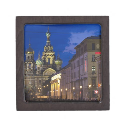 Church of the Saviour of Spilled Blood 3 Gift Box