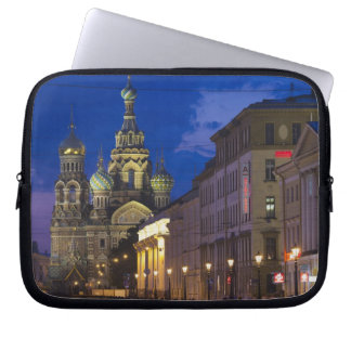 Church of the Saviour of Spilled Blood 3 Laptop Computer Sleeves