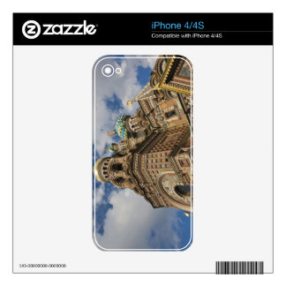 Church of the Saviour of Spilled Blood 4 iPhone 4 Decals