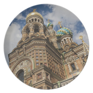 Church of the Saviour of Spilled Blood 4 Melamine Plate