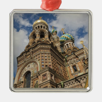 Church of the Saviour of Spilled Blood 4 Metal Ornament