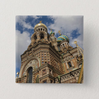Church of the Saviour of Spilled Blood 4 Pinback Button