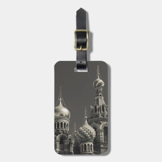 Church of the Saviour of Spilled Blood 5 Bag Tag