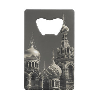 Church of the Saviour of Spilled Blood 5 Credit Card Bottle Opener