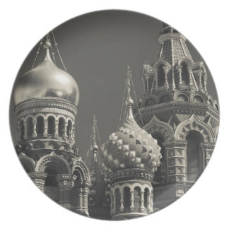 Church of the Saviour of Spilled Blood 5 Dinner Plate