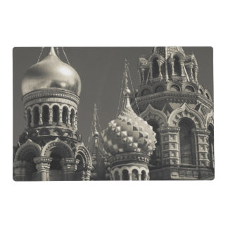 Church of the Saviour of Spilled Blood 5 Laminated Place Mat