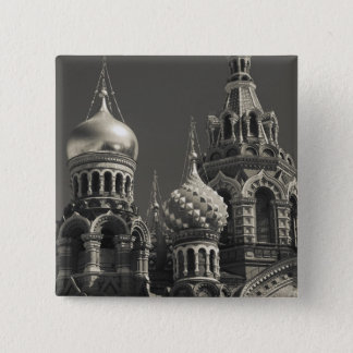 Church of the Saviour of Spilled Blood 5 Pinback Button