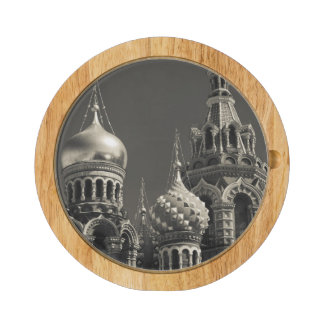 Church of the Saviour of Spilled Blood 5 Round Cheese Board