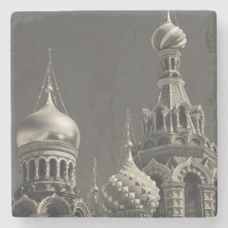 Church of the Saviour of Spilled Blood 5 Stone Coaster