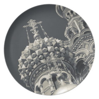 Church of the Saviour of Spilled Blood 6 Party Plates