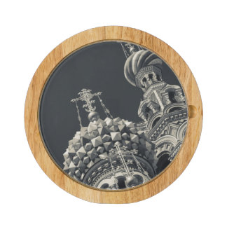Church of the Saviour of Spilled Blood 6 Round Cheeseboard