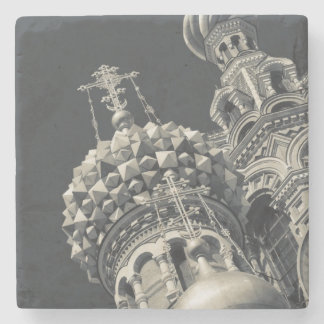 Church of the Saviour of Spilled Blood 6 Stone Coaster