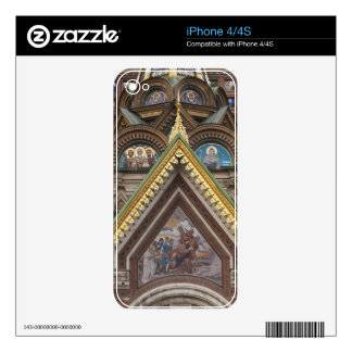 Church of the Saviour of Spilled Blood Decal For The iPhone 4