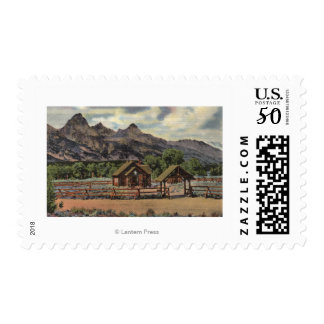 Church of the Transfiguration Postage