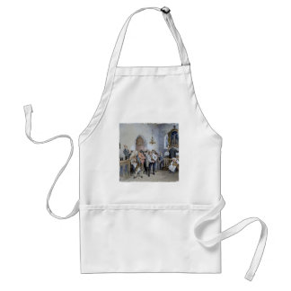 Church Offering Aprons