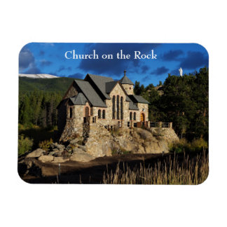 Church on the Rock Estes Park Magnet