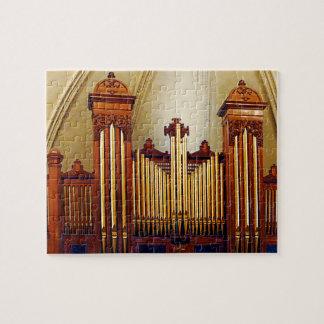 Church Organ Jigsaw Puzzle