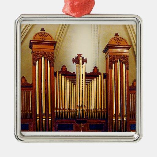 Church Organ Ornament