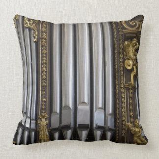 Church Organ Pillow