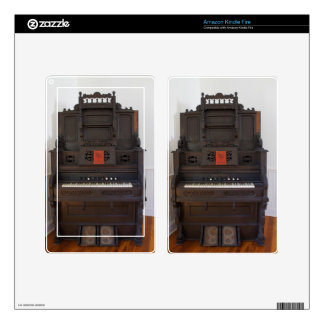 Church Organ Skins For Kindle Fire