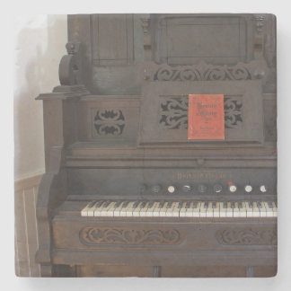 Church Organ Stone Coaster