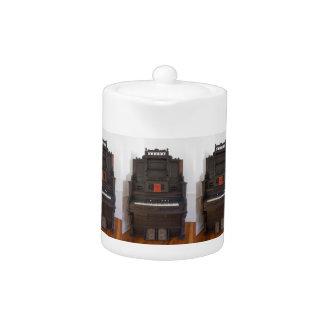 Church Organ Teapot