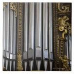 Church Organ Tile