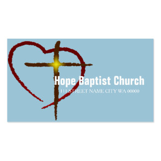 Church Business Cards & Templates