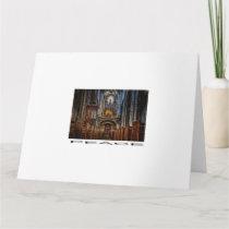 church peace card