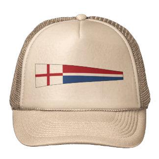 Church Pennant outline, Netherlands Mesh Hats