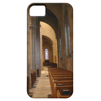 Church Pews iPhone SE/5/5s Case