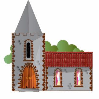 Church Photo Sculptures