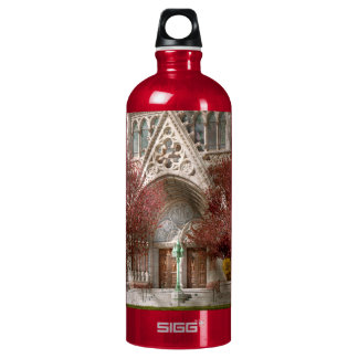 Church - Psalm one to talk to Water Bottle