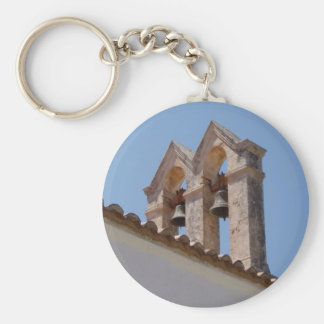 Church Roof Keychain