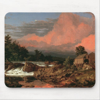 "Church's ""Rutland Falls"" mousepad"