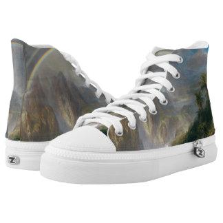 "Church's ""Tropics"" art shoes"