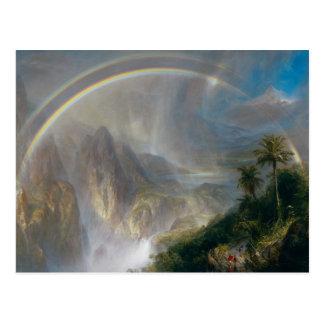 "Church's ""Tropics"" postcard"