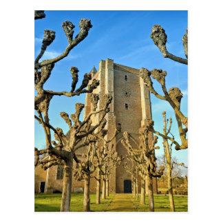 church Sint Anna ter Muiden in Sluis, Netherlands Postcard