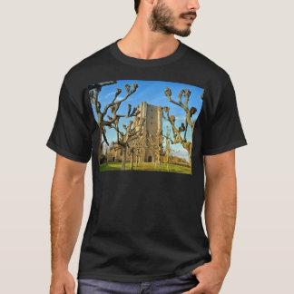 church Sint Anna ter Muiden in Sluis, Netherlands T-Shirt