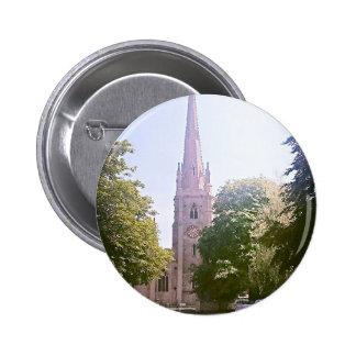 Church spire badge