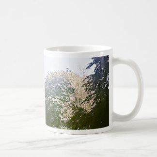 Church spire coffee mug