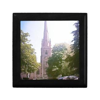 Church spire gift box